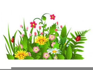 Garden Party Clipart Free.