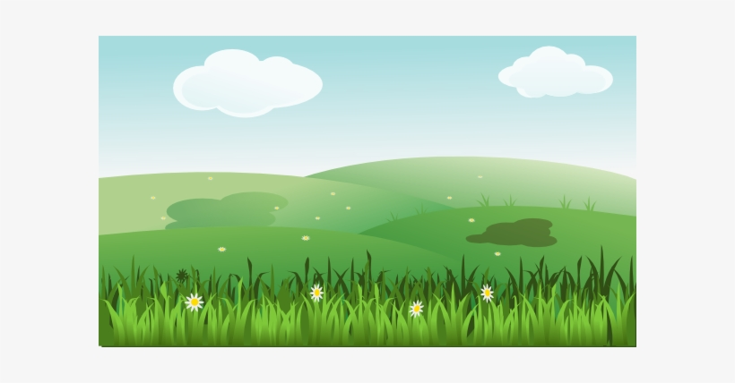 Garden Clipart Background Png.