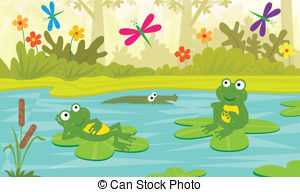 Pond Illustrations and Stock Art. 9,920 Pond illustration and.