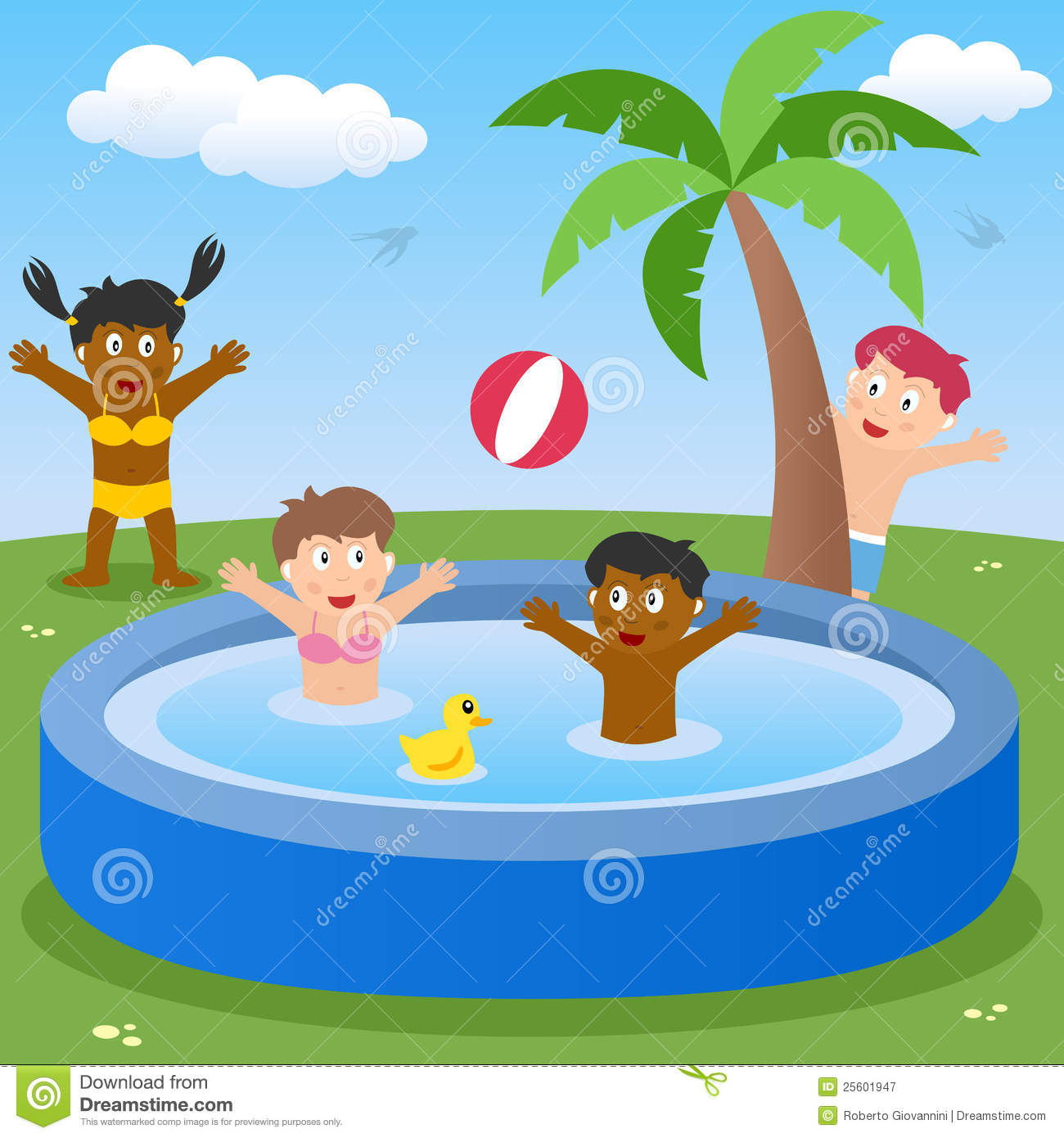 Garden pool clipart 20 free Cliparts | Download images on ...