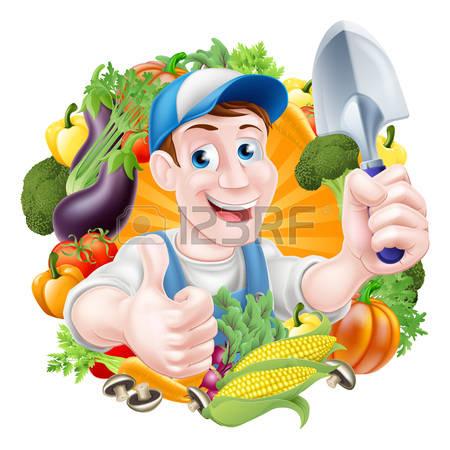 garden produce clipart #8