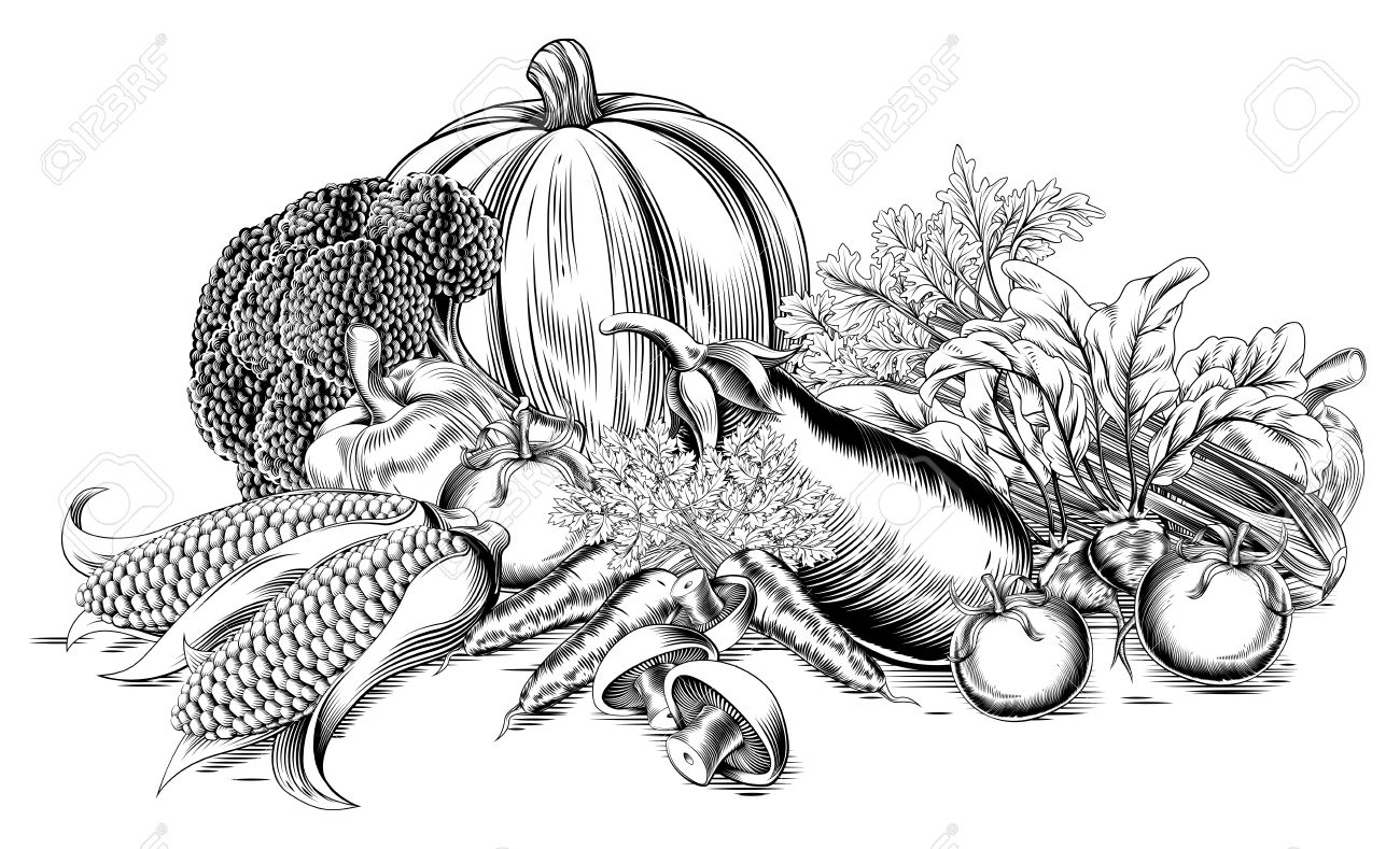 12,926 Fresh Produce Stock Illustrations, Cliparts And Royalty.