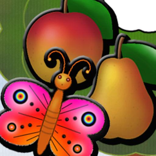 Animated Garden Shape Puzzles for Kids by Tatiana Churanova.