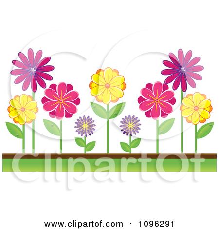 Garden Clip Art Border Free.