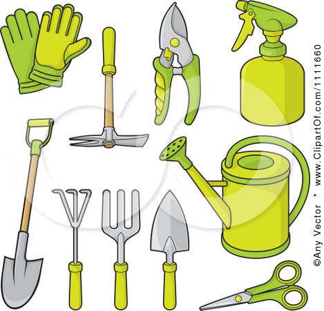 Gardening tools clipart clipground for Gardening tools clipart