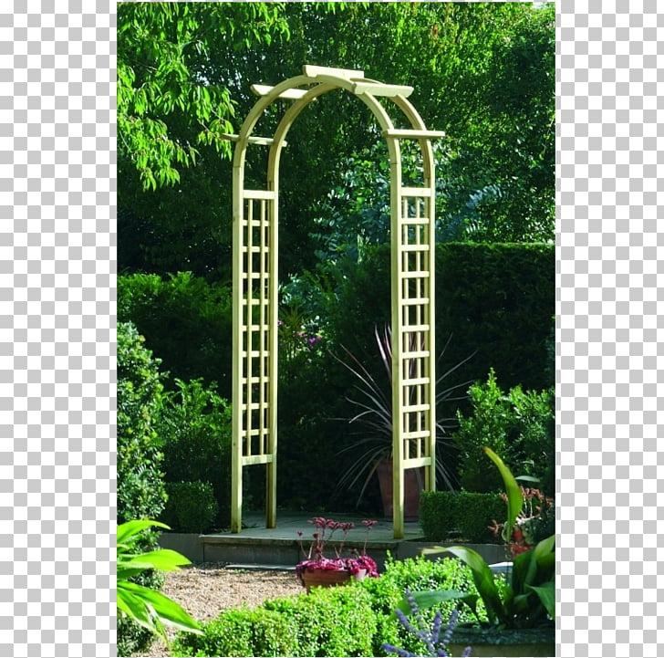 Pergola Garden Trellis Fence Bench, Fence PNG clipart.