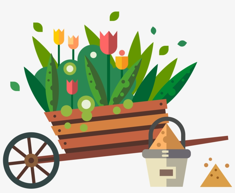 Clipart Library Download Garden Tool Landscaping Shipping.