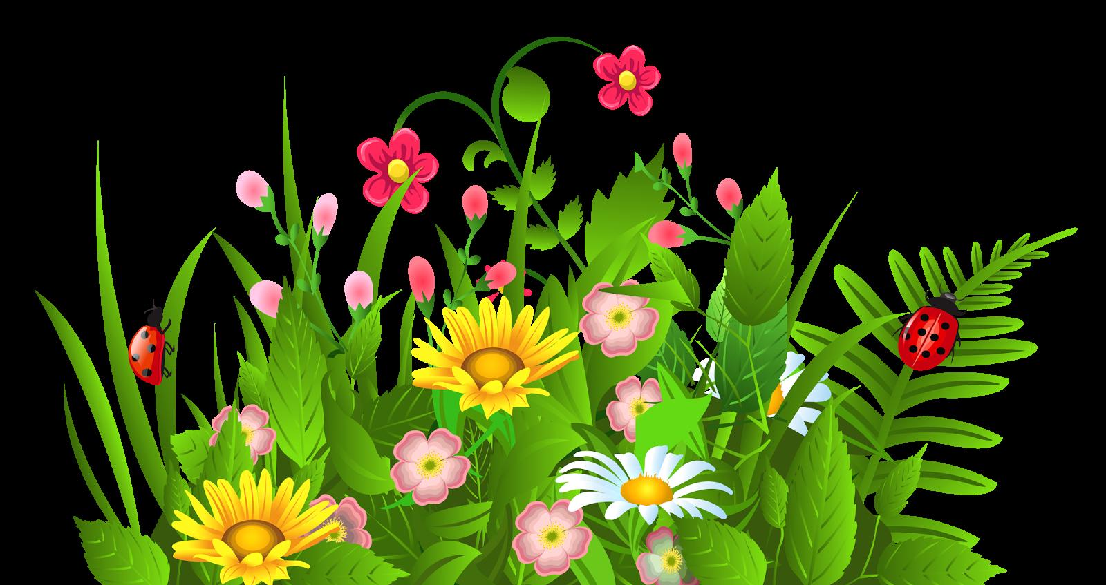 Best Free Flower Garden Clip Art Cdr » Vector Images Stocks.
