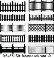 Garden wall Clip Art EPS Images. 7,101 garden wall clipart vector.