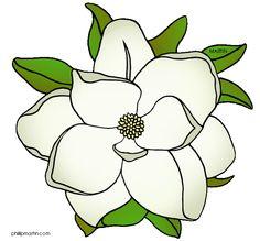 Gardenia drawings clip art.