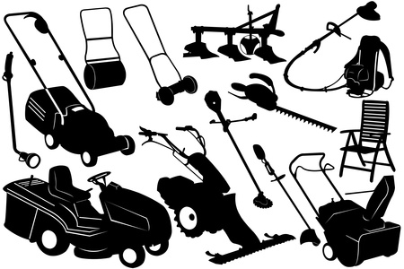 Outdoor Tool Clipart.