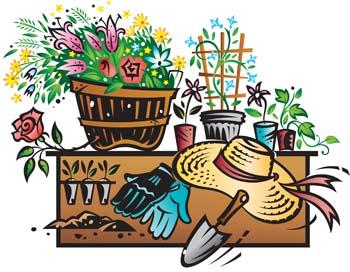 Garden tools, Vectors.