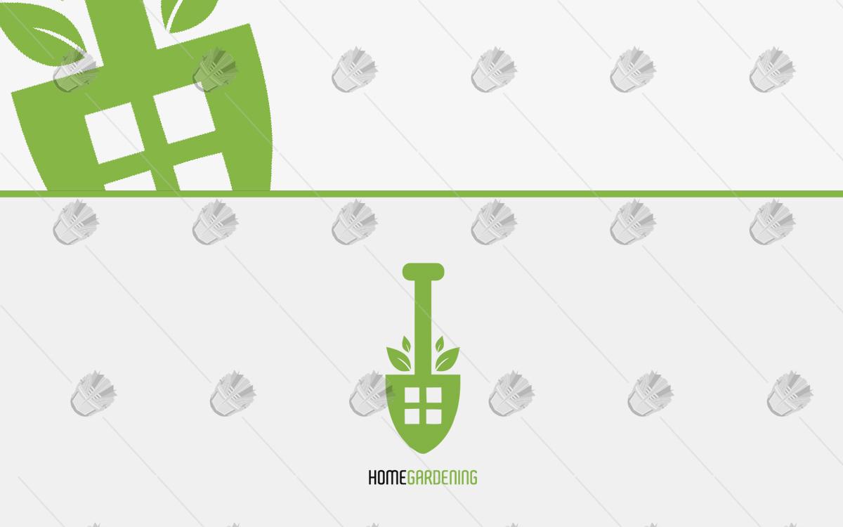 gardening logo for sale.
