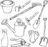 Garden tool Clipart Illustrations. 8,509 garden tool clip art.