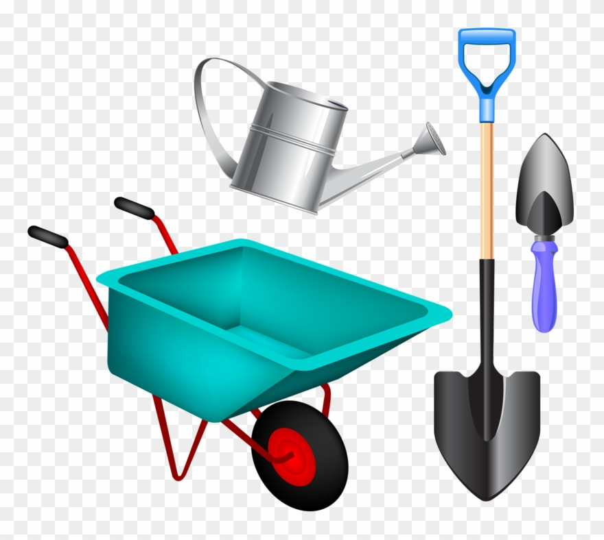 Library of svg royalty free garden tools png files.