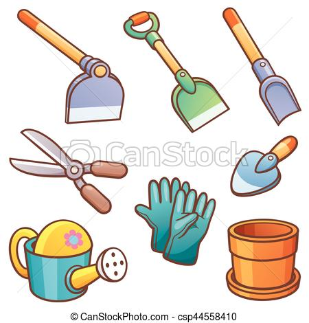 Garden tools clipart 5 » Clipart Station.