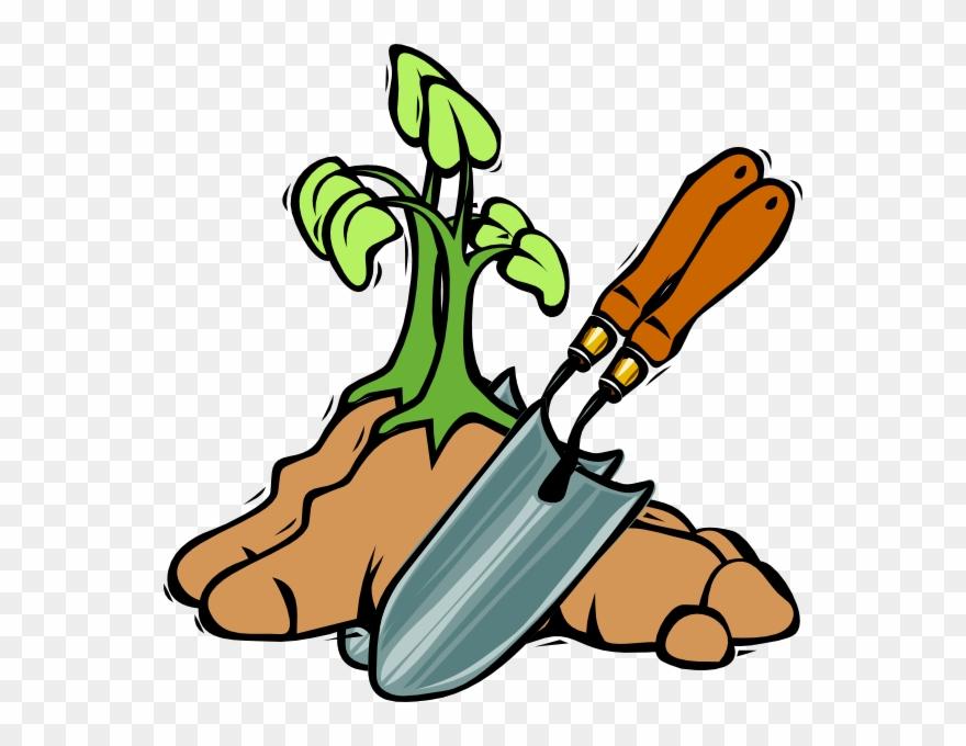 Garden Tools Clipart.