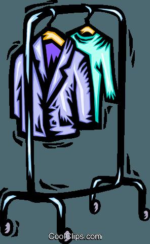 Kleiderständer clipart  Garderobe clipart - Clipground
