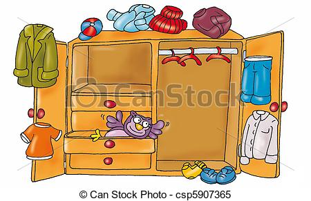 Closet Illustrations and Clipart. 7,841 Closet royalty free.