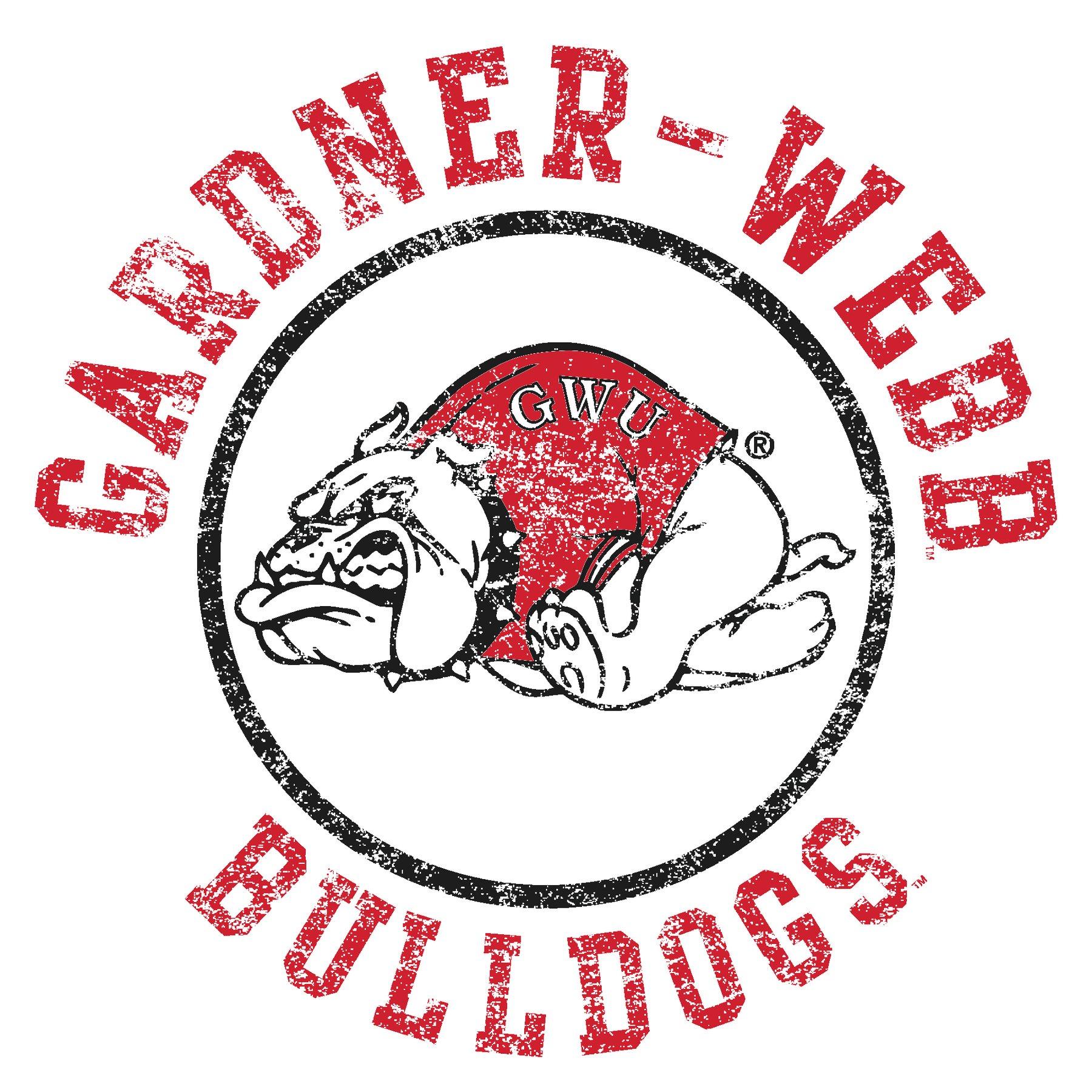 Distressed Circle Logo Gardner.