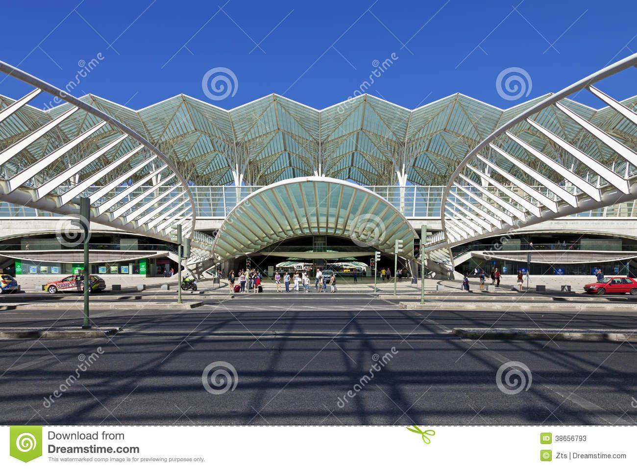 Gare Do Oriente.