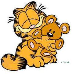 Garfield Clipart.
