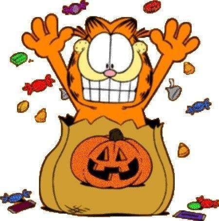 Garfield.