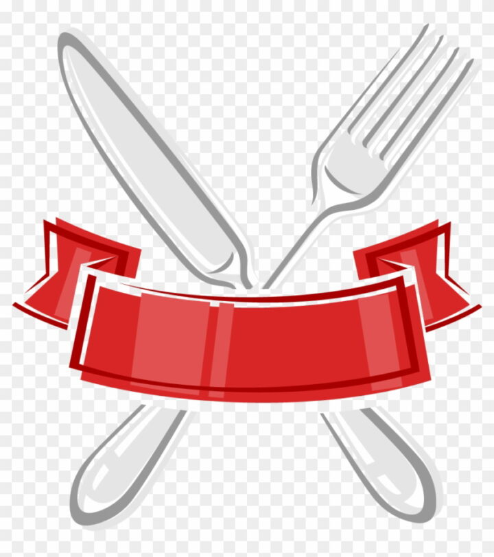 Knife Fork Red Garfo E Faca Vermelho Png Image Provided.
