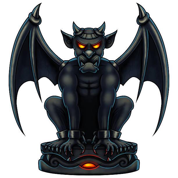 Gargoyle Clip Art, Vector Images & Illustrations.