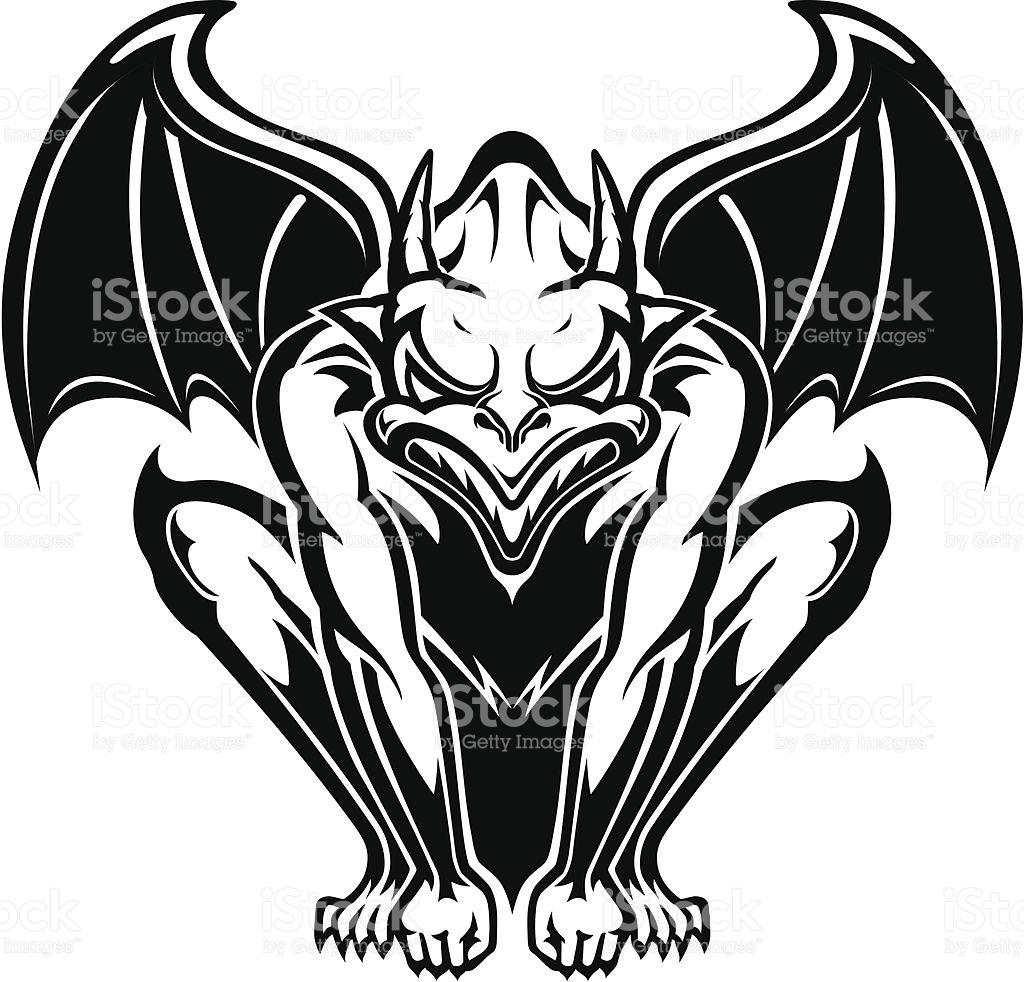 Gargoyle Vector at GetDrawings.com.