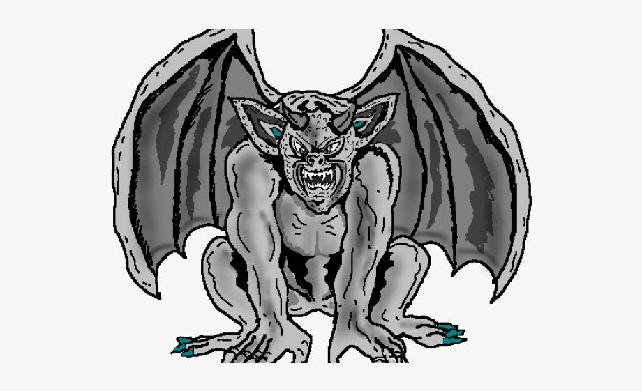 Gargoyle Clipart.