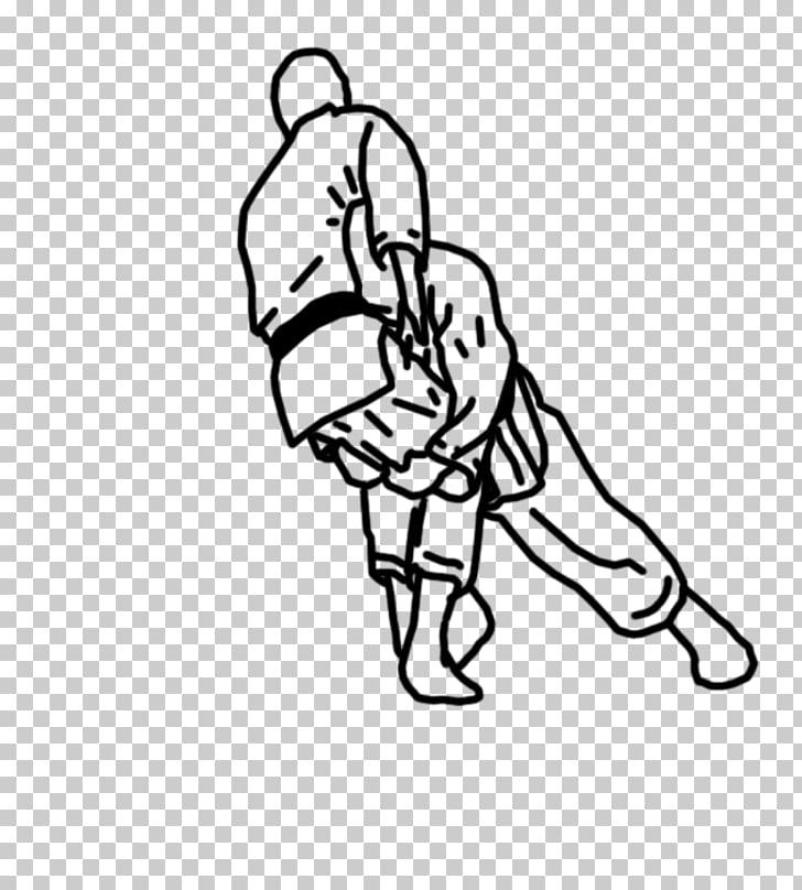 Morote gari Drawing Karate , Jud Duang PNG clipart.