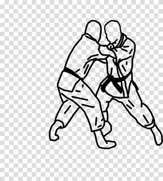 Morote gari Takedown Judo Combat sport , Jud Duang.