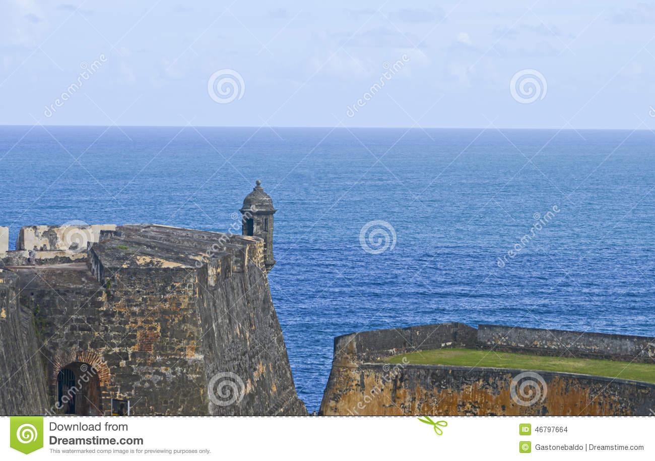Spanish Fort Garita.