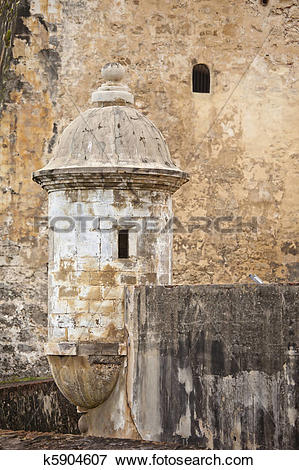 Picture of garita watchtower k5904607.