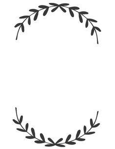 55 Awesome leaf garland clip art.