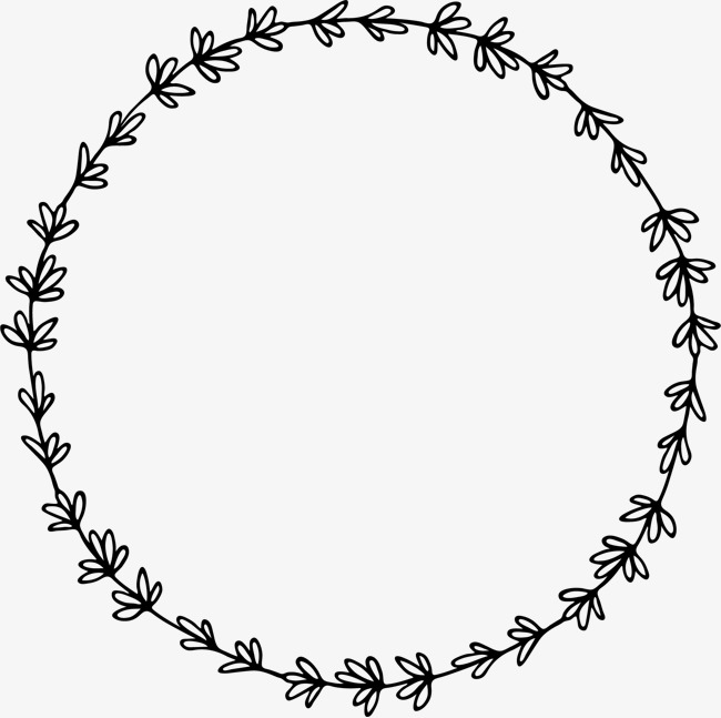 Garland clipart black and white 3 » Clipart Station.
