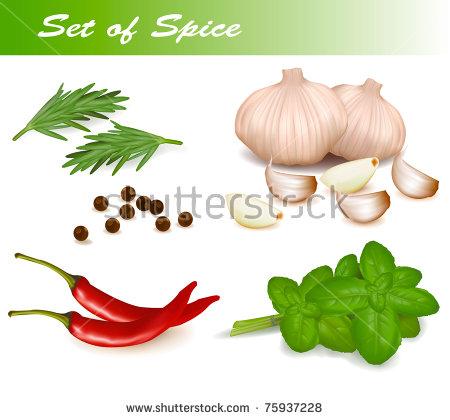Garlic Cloves Stock Vectors, Images & Vector Art.