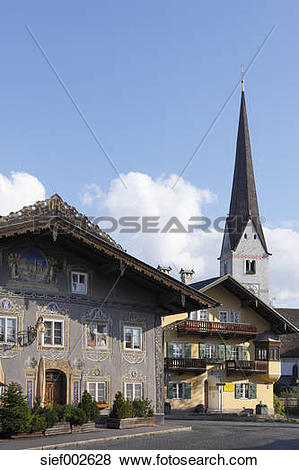Pictures of Germany, Bavaria, Garmisch.