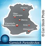 Garmisch partenkirchen Vector Clipart Illustrations. 14 Garmisch.