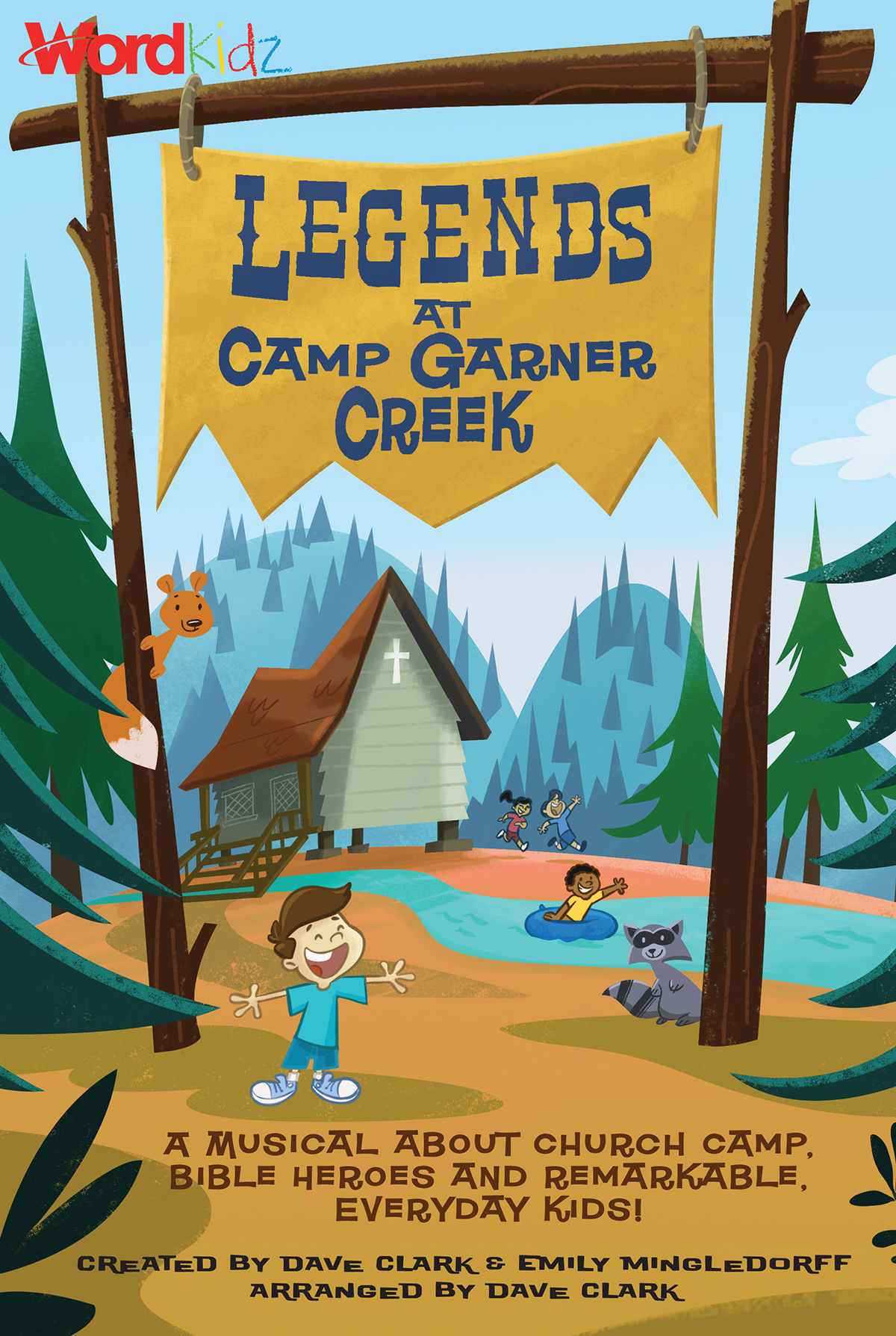 Legends At Camp Garner Creek.