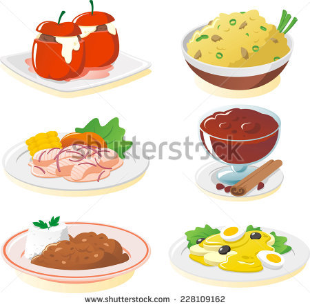 Garnished free vector download (5 Free vector) for commercial use.