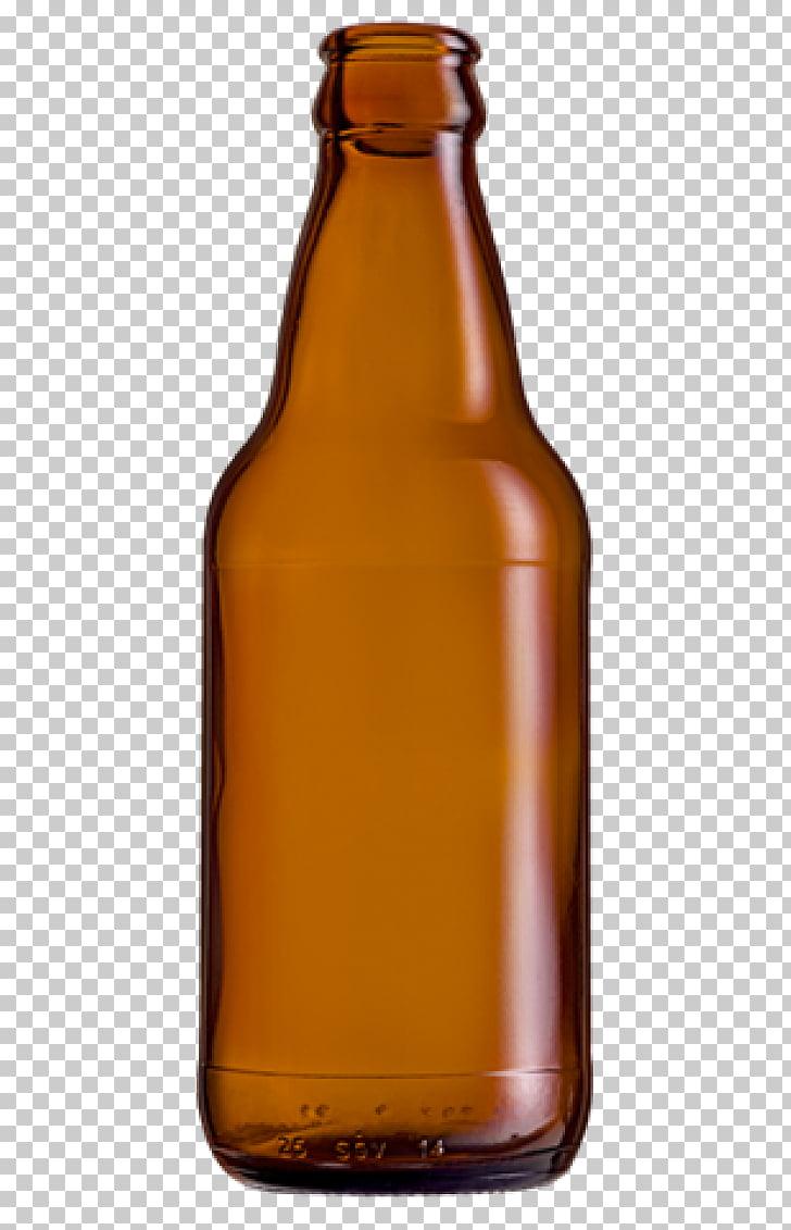 Beer bottle Glass bottle Caramel color, garrafa cerveja PNG.