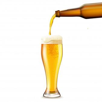 Garrafa De Cerveja.