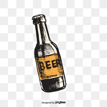 Desenho De Garrafa De Cerveja Png, Vetores, PSD e Clipart Para.