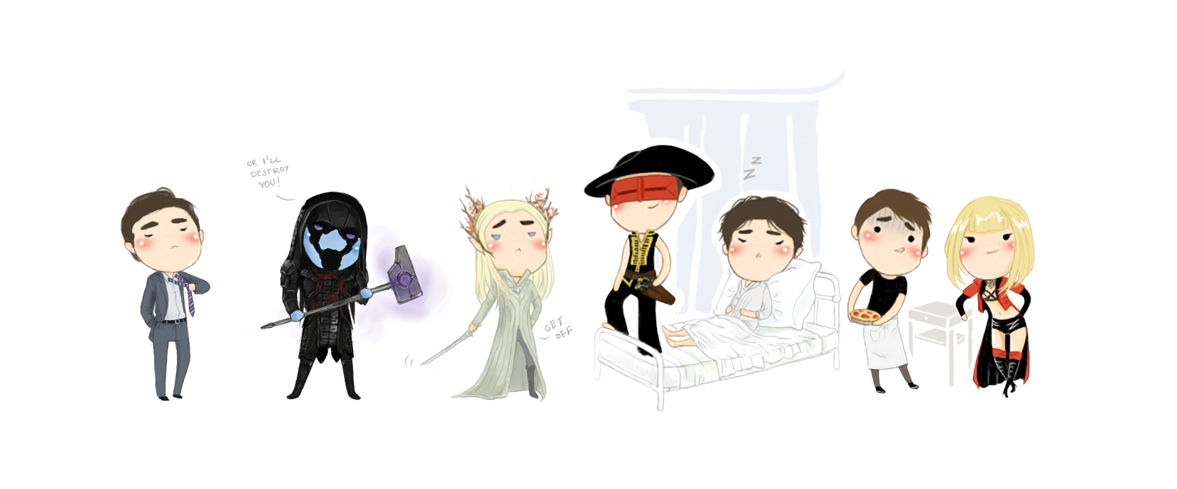 DeviantArt: More Like Lee Pace Wallpaper by bluesuedeshoes.
