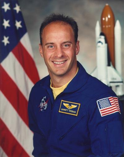 Astronaut Bio: Garrett E. Reisman 2/99.