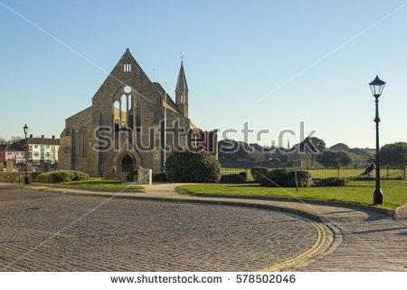 Garrison church clipart #1