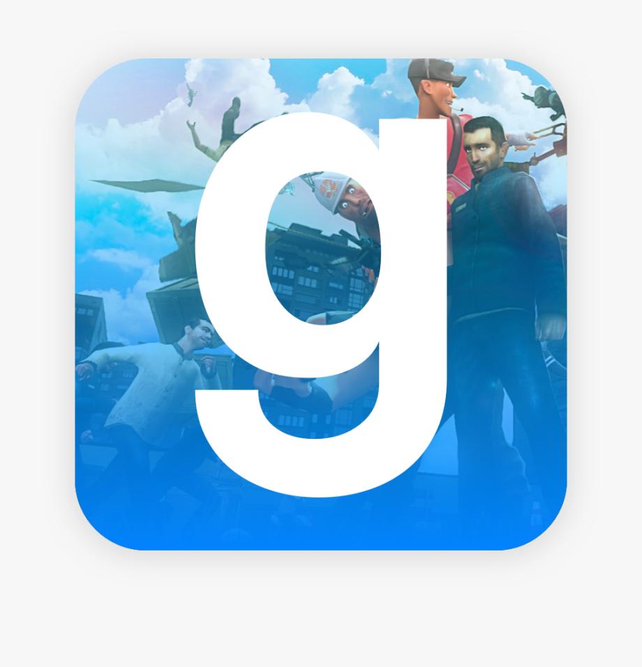 Garrys Mod Logo , Transparent Cartoon, Free Cliparts.