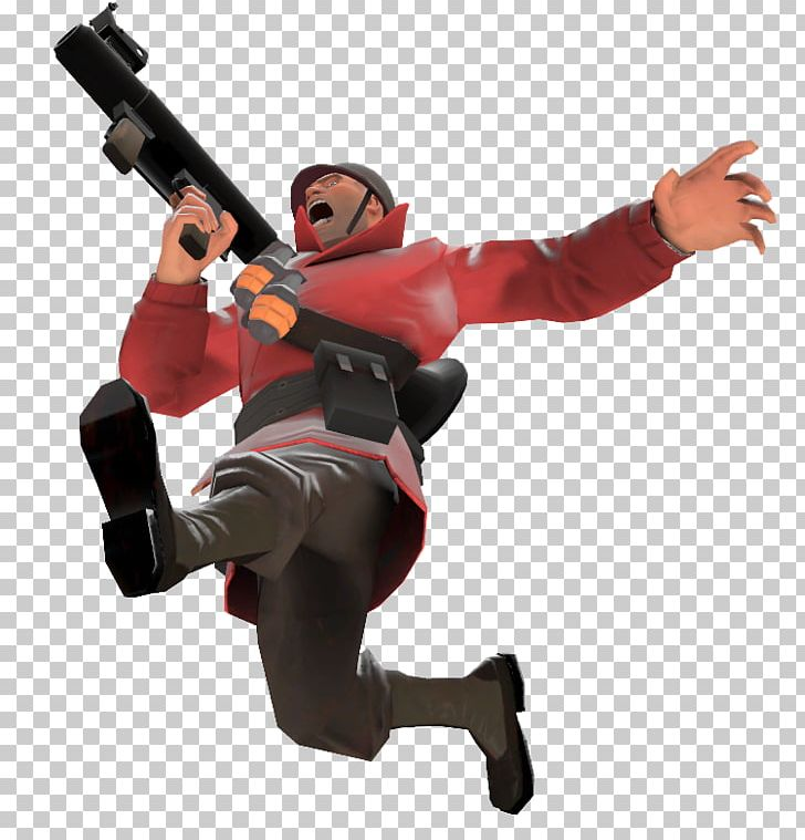 Team Fortress 2 Rocket Jumping Garry\'s Mod Video Game PNG.